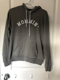 EEUC Mommin' Hoodie Grey Size Small  Vancouver, V5W