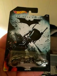 Hot Wheels Batman Dark Knight Bat Pod Lyons, 60534