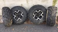 ATV wheels and tires off a can am outlander 1000 Frederick, 21704