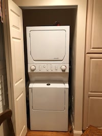 Maytag Neptune stacked Washer/dryer combos