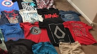 Boys clothes size 7/med Victorville, 92392