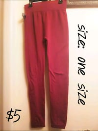 women's red pants El Paso, 79924