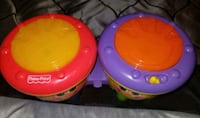 Fisher Price Crawl Along Drum Roll Laval, H7P 0A7