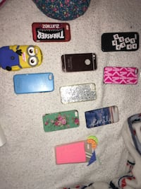 assorted color iPhone cases and accessories Kelowna, V1Y