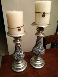 Decorative  candle vases Brownsville