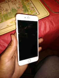 silver iPhone 6 with black case New Orleans, 70127