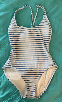 Women's one piece swimsuit size small