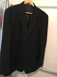 Suit Jacket ( black ) large  Mississauga, L4Y 2A6