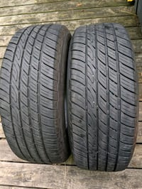 235/65/R16 Toyo Tire made in japan, very good.  Reston, 20191