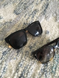 Sunglasses: $30 Marc by Marc Jacobs $10 wood arms.                  Toronto, M4V 1P7