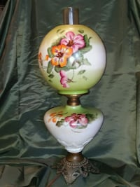 gone with the wind vintage lamp excellent shape Ventura, 93004