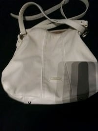 women's white leather tote bag Fremont, 94536