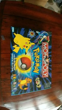 Pokemon Monopoly (Collector's Edition) Calgary, T2Y 2Y5