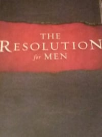 THE RESOLUTION for MEN Fort Riley, 66442