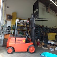 BAKER Electric Lift Truck with charger Toronto