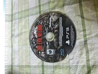 The Evil Within Ps3 Video Game Summerville