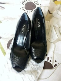 ALDO new black shoes size 39 Toronto, M9W