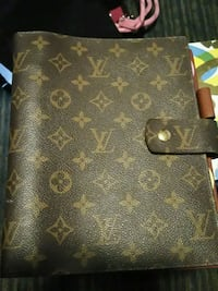 Louis Vuitton day planner Vancouver, V6B 1A7