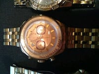 Great almost new name brand mens watch  Searcy