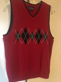 Boys sweater vest