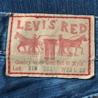 Levi's RED 30X30 Los Angeles, 90011