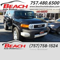 2008 Toyota FJ Cruiser Norfolk, 23518
