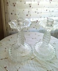 Glass candle holders Springfield, 65804