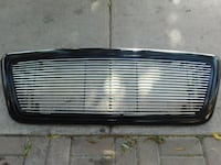 black and gray car grille Stanton, 90680