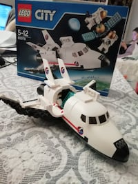 lego navette spatiale complet 6174 km