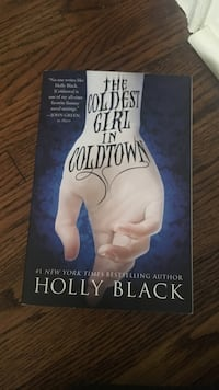 The Coldest Girl in Coldtown - Holly Black Toronto