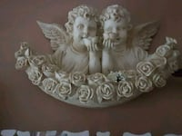 Large angel wall decor  Whitby, L1N 8X2