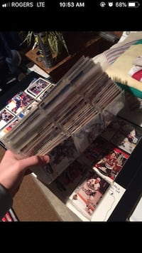 $1100 collection of hockey cards London, N5X 1L5
