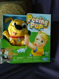 Brand new peeing pup game ages 4+ Toronto, M4C 4X6