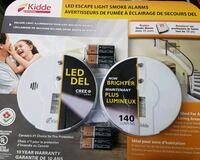 Kidde Smoke/Fire Alarm with LED (2 Pack) Vaughan, L4L 3W1