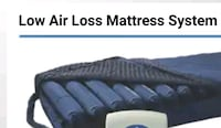 Electric mattress, low air loss, price negotiable