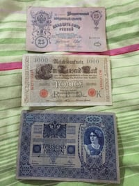 1000 banknote
