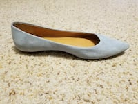 J. CREW Baby Blue Flats Size 6.5 Puyallup, 98372