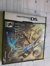 Final fantasy ds game  Port Colborne, L3K 5X1