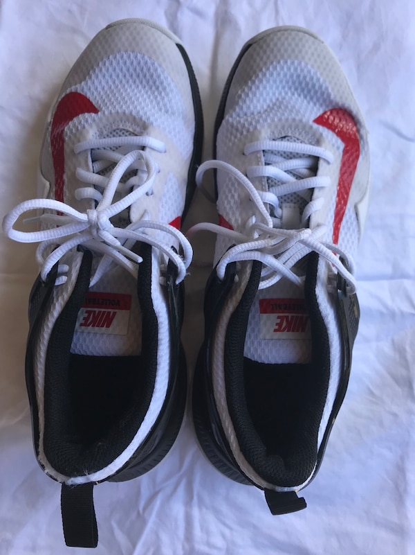 da38418f33c8 Used Nike women s air zoom hyperace volleyball shoes Size 9 for sale ...