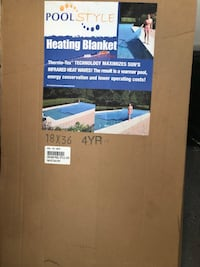 Pool cover! Brand new in box   Las Vegas, 89149