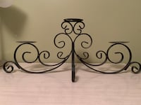 3 Pc Set of Wrought Iron Candle Holders Mississauga, L4Z 3W9