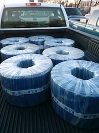 8 in discharge hose for water