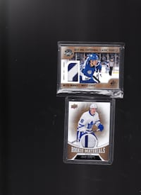 MITCH MARNER ROOKIE PATCH-25 AND CENTENNIAL PATCH-35 Toronto