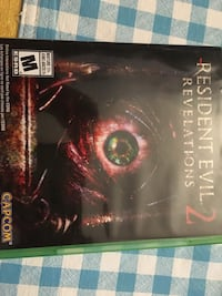 Xbox one resident evil revelations two Toronto, M1P 3B9