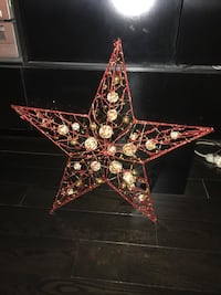 Christmas Decorations ($10each) OBO Mississauga, L4Z