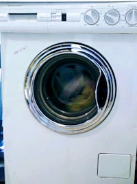 All in one washer dryer