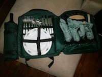 Backpack picnic set for up to 4 Burke, 22015