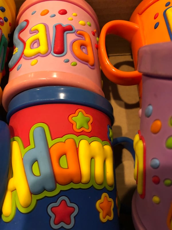 Brand new cups with names 256cc730-7aa1-4efa-bd8c-0997a14bf714