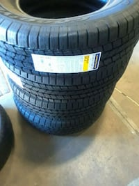 All Season tires 265/70/17 Waltham, 02452