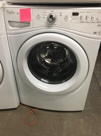 Whirlpool front load washer large capacity in excellent condition  Baltimore, 21223